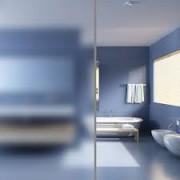 Sichtschutzfolien im Wellnessbereich