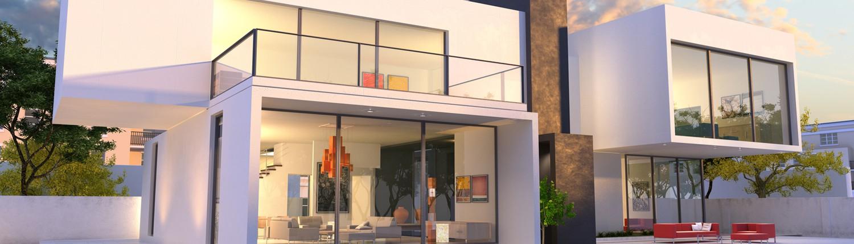 Abadis Fensterfolien Villa
