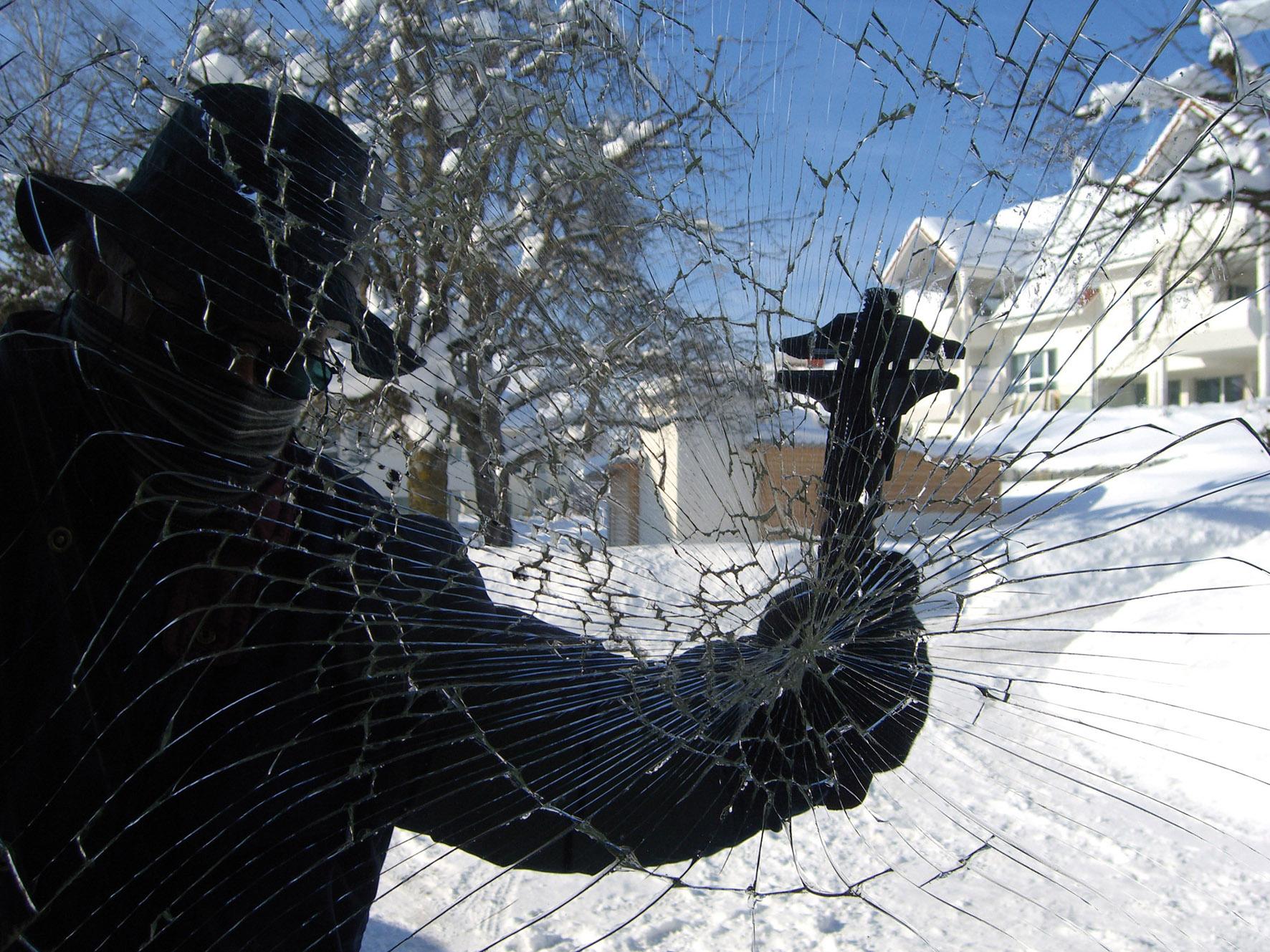 Einbruchschutzfolien von 3m zuverl ssiger schutz vor for Fenster gegen einbruch schutzen