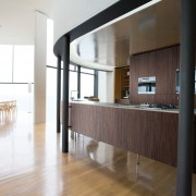 Möbel mit DI-NOC Design-Strukturfolie umgestaltet
