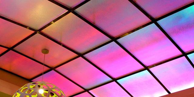 Dichroic Glasdesignfolien